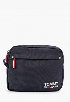 9c99eae3 Сумка, Tommy Jeans, цвет: синий. Артикул: TO052BMFISS5. Аксессуары / Сумки