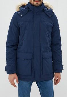 c170bb84948461 Парка, Tommy Jeans, цвет: синий. Артикул: TO052EMBWAQ8. Одежда / Верхняя
