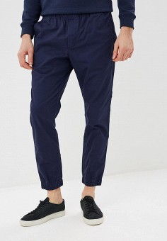 Брюки спортивные, Tommy Jeans, цвет  синий. Артикул  TO052EMDEBF7. Одежда   8f9ae40ee24