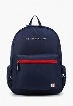 003c785f3f11 Рюкзак, Tommy Hilfiger, цвет: синий. Артикул: TO263BKUWK27. Девочкам / Школа