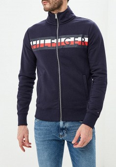 Олимпийка, Tommy Hilfiger, цвет: синий. Артикул: TO263EMDDUQ0. Tommy Hilfiger