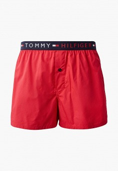 2d41261a82671 Трусы, Tommy Hilfiger, цвет: красный. Артикул: TO263EMEBRG6. Одежда / Нижнее