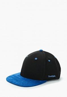 8f5495cb650e Бейсболка, True Spin, цвет  синий. Артикул  TR014CUATLA1. Аксессуары    Головные