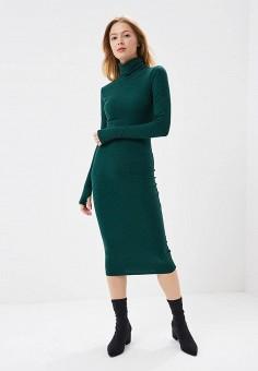 e09930b2686e Платье, TrendyAngel, цвет  зеленый. Артикул  TR015EWCNQR8. Одежда   Платья и