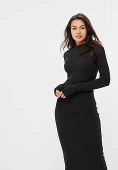 Платье, TrendyAngel, цвет  черный. Артикул  TR015EWCNQU4. Одежда   Платья и 0655885a78e