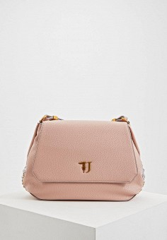 169b89ccf36c Сумка, Trussardi Jeans, цвет: розовый. Артикул: TR016BWDOIA4. Аксессуары /  Сумки