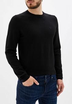 639e25a7df3b Джемпер, Trussardi Jeans, цвет: черный. Артикул: TR016EMFXCU4. Одежда /  Джемперы