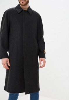 Пальто, Trussardi Collection, цвет: серый. Артикул: TR031EMCUHT3. Trussardi Collection