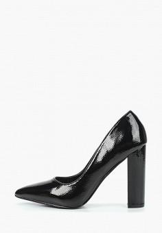 3568cf4ea08f Туфли, Tulipano, цвет  черный. Артикул  TU005AWDSRC2. Обувь   Туфли