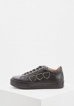 Кеды, Twinset Milano, цвет  черный. Артикул  TW008AWBWPJ4. Premium   Обувь 6a11f307d73