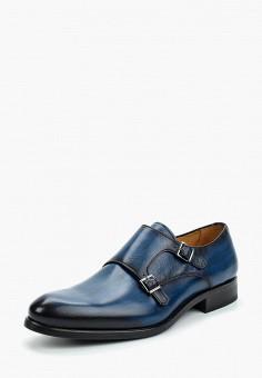 a941e375 Туфли, Umber, цвет: синий. Артикул: UM004AMAGYA8. Обувь / Туфли