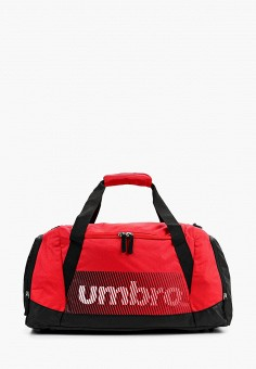 b9e978e999ff Сумка спортивная, Umbro, цвет: красный. Артикул: UM463BUSAK59. Аксессуары /  Сумки