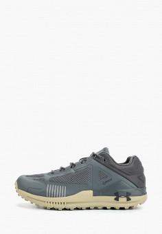 20c5c9006 Ботинки трекинговые, Under Armour, цвет: серый. Артикул: UN001AMFSEI4. Обувь  /