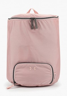 f822cf98802d Рюкзак, Under Armour, цвет  розовый. Артикул  UN001BWBVBP1. Under Armour