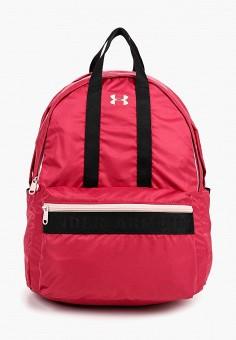ea71f97d4 Рюкзак, Under Armour, цвет: розовый. Артикул: UN001BWDUIR9. Аксессуары /  Рюкзаки