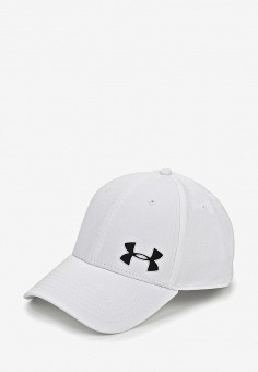 16ecaa4f4bd Бейсболка, Under Armour, цвет: белый. Артикул: UN001CMDUIP5. Аксессуары /  Головные