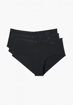 5f08e01f1c47 Комплект, Under Armour, цвет: черный. Артикул: UN001EWDURH0. Одежда / Нижнее