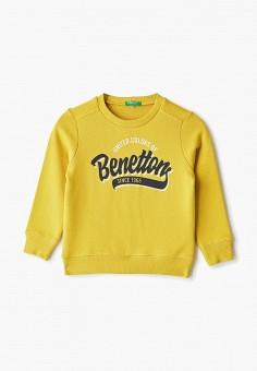 57ce388713f0 Купить толстовки и олимпийки для мальчиков United Colors of Benetton ...