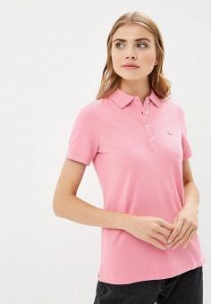 861e1e51e6fe Поло, United Colors of Benetton, цвет  розовый. Артикул  UN012EWBYKB2.  Одежда
