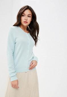 cce5f16d63da Кардиган, United Colors of Benetton, цвет  голубой. Артикул  UN012EWDXOG3.  Одежда