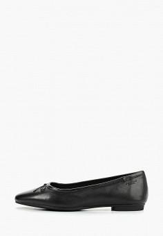 dc9979b6a Балетки, Vagabond, цвет: черный. Артикул: VA468AWEFUS9. Обувь / Балетки