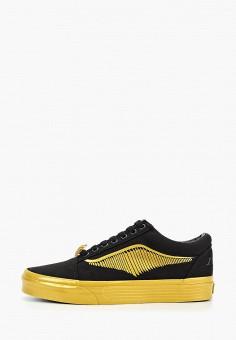 9f90e7531 Кеды, Vans, цвет: черный. Артикул: VA984AUFXTS9. Обувь / Кроссовки и