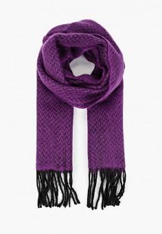 Шарф, Venera, цвет  фиолетовый. Артикул  VE003GWCJEY1. Аксессуары   Платки и 7824f511ff4