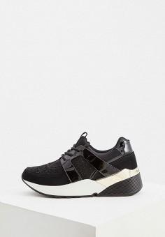 8251a9b9 Кроссовки, Versace Jeans, цвет: черный. Артикул: VE006AWBUZW8. Premium /  Обувь