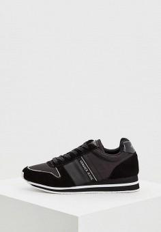 9c1dfcb54929 Кроссовки, Versace Jeans, цвет  черный. Артикул  VE006AWBVAK4. Обувь    Кроссовки