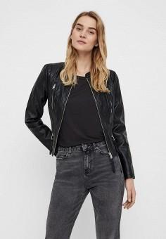 4a34e2837b3 Купить женские кожаные куртки VERO MODA (ВЕРО МОДА) от 2 190 руб в ...