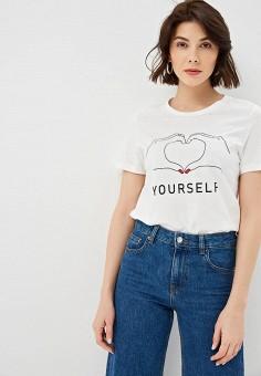 1803b7f2994 Купить женские футболки с коротким рукавом VERO MODA (ВЕРО МОДА) от ...