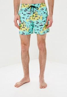 1e57e35d252a Шорты для плавания, Vilebrequin, цвет  бирюзовый. Артикул  VI050EMDGWY2.  Одежда