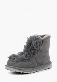 18d511844 Полусапоги, Vitacci, цвет: серый. Артикул: VI060AWCGGB4. Обувь / Сапоги /