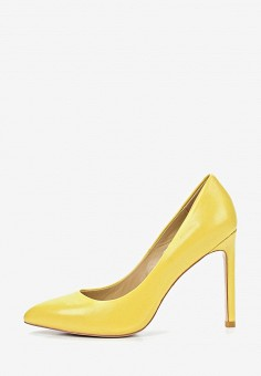 e465e431a Туфли, Vitacci, цвет: желтый. Артикул: VI060AWDQBR0. Обувь / Туфли /