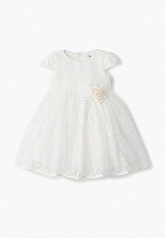 925caaf8f0fb5d1 Платье, Vitacci, цвет: белый. Артикул: VI060EGDPEZ2. Девочкам / Одежда /