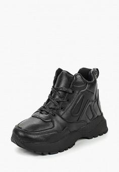 Кроссовки, Vivian Royal, цвет  черный. Артикул  VI809AWDINQ9. Обувь df358abe43c