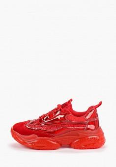 a582a774 Кроссовки, Vivian Royal, цвет: красный. Артикул: VI809AWFOJN7. Обувь /  Кроссовки