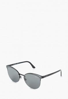 Очки солнцезащитные, Vogue® Eyewear, цвет  черный. Артикул  VO007DWAUPA3.  Аксессуары 0ebd6c21e62