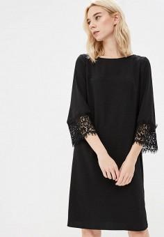 Платье, Wallis, цвет: черный. Артикул: WA007EWCXMS4. Одежда / Платья и сарафаны