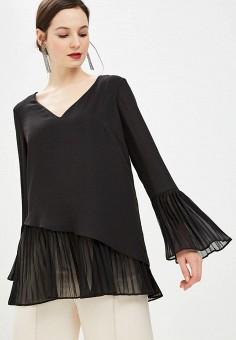 f66e4684c75b Блуза, Wallis, цвет  черный. Артикул  WA007EWDTRB4. Одежда   Блузы и