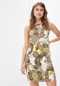 543ac3b0d5a1e63 Платье, Wallis, цвет: мультиколор. Артикул: WA007EWFHLE2. Одежда / Одежда  больших