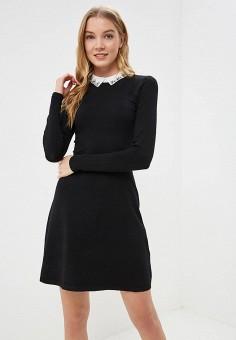 86d252fa736e Платье, Warehouse, цвет  черный. Артикул  WA009EWDGMR4. Одежда   Платья и