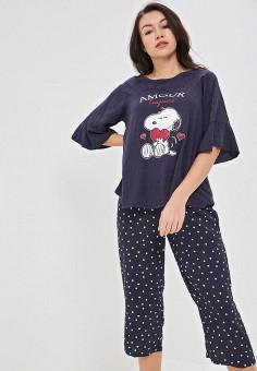 Купить женские пижамы от 499 руб в интернет-магазине Lamoda.ru! b3e89f4324889