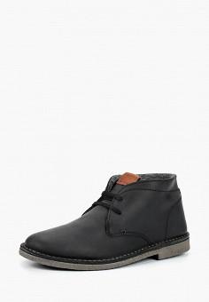 077829b6279f Ботинки, Wrangler, цвет  черный. Артикул  WR224AMCNWV0. Обувь   Ботинки