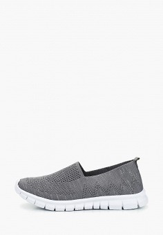 4b26a1c9a Слипоны, X-Plode, цвет: серый. Артикул: XP001AWEJDJ8. Обувь /