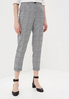 Купить серые женские классические брюки от 5 490 тг в интернет ... e504116debe44