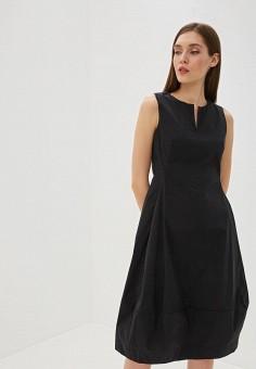 343402ef7f8ef79 Платье, You&You, цвет: черный. Артикул: YO005EWFPSF2. Одежда /