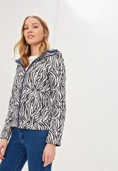 bdd624db7f80308 Куртка утепленная, Z-Design, цвет: мультиколор, синий. Артикул: ZD002EWEWBM8