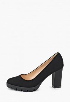 d25a1f557 Туфли, Zenden Woman, цвет: черный. Артикул: ZE009AWAEFJ3. Обувь / Туфли