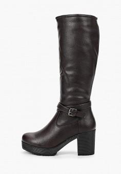 0087a03d74e0 Сапоги, Zenden Woman, цвет  коричневый. Артикул  ZE009AWCHSH3. Обувь    Сапоги